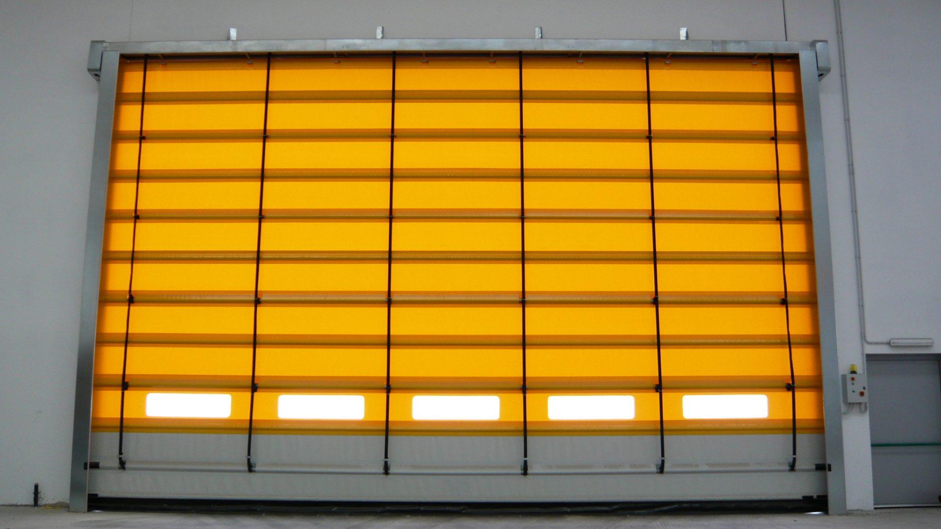 Porta-ad-Impacchettamento-Rapido-con-Visive-Telo-PVC-Bicolore-Bergamo